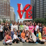 "Healthy Children Project's ""Learn to Teach the 20 Hour"" course in Philadelphia"